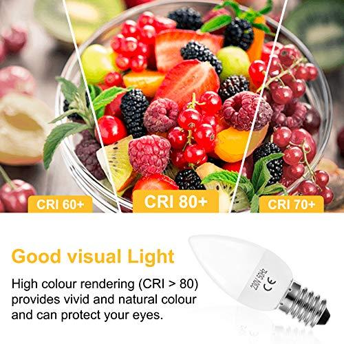 LOHAS-LED LH-QP092-E14-3000K-4