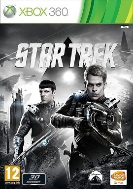 X360 Star Trek (PEGI)