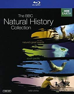 BBC Natural History Collection Box Set [Blu-ray] [Region Free] (B002PXHRJM) | Amazon price tracker / tracking, Amazon price history charts, Amazon price watches, Amazon price drop alerts