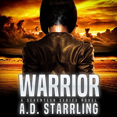 Warrior audiobook cover art