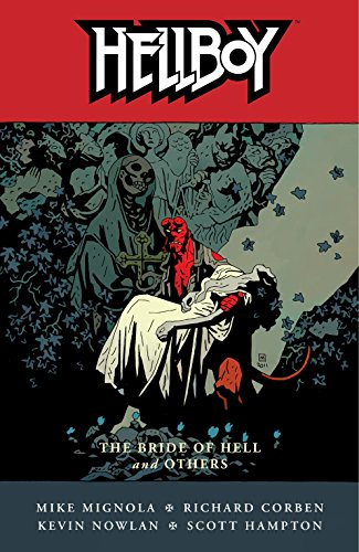 Hellboy Volume 11: The Bride of Hell and Others (English Edition)