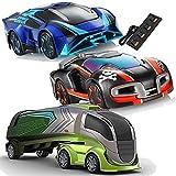 Anki Overdrive Super Cars Freewheel Vehicles - Battle Racing Toy Car Fleet (Tracks not Included)