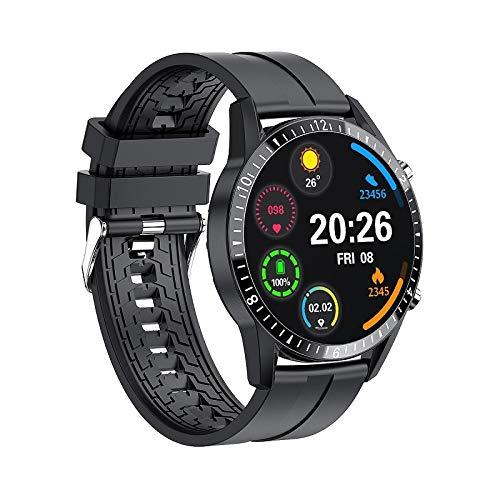 GUOJIAYI Smart Watch Bluetooth Anruf Wasserdicht Sport Armband