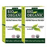 Indus Valley Natural Henna Combo (100% Organic, USDA Certified) Herbal Henna Powder Pack