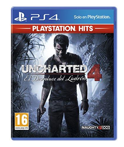 El Desenlace Del Ladrón Hits - Edición Uncharted 4, Versión 16