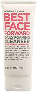 Formula Ten O Six - Best Face Forward Daily Foaming Cleanser - 5.0 Fluid Ounce - 1 Pack