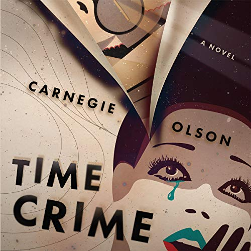 Time Crime  By  cover art