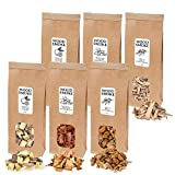 Trucioli di Legno per Affumicatura | Wood Chip per BBQ | Chippati per Barbecue -...