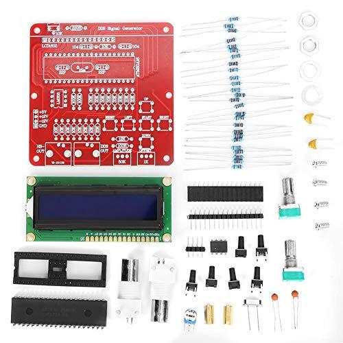 𝐂𝐡𝐫𝐢𝐬𝐭𝐦𝐚𝐬 𝐂𝐚𝐫𝐧𝐢𝒗𝐚𝐥 Kits de bricolaje Módulo generador de señal, Función DDS Módulo generador de señal Kit de bricolaje Generador de frecuencia de onda triangular sinusoidal pulsada