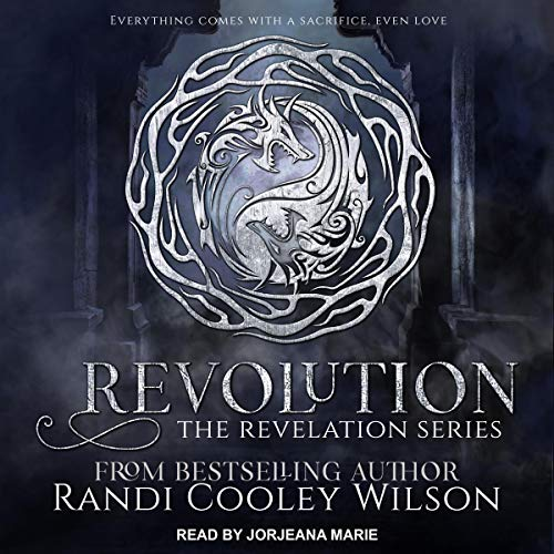 Revolution  By  cover art