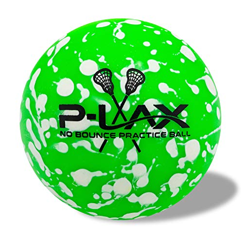 Franklin Sports Lacrosse Balls - Practice Lax Balls - 2 Pack -Massage Balls - All Ages Lacrosse - Green