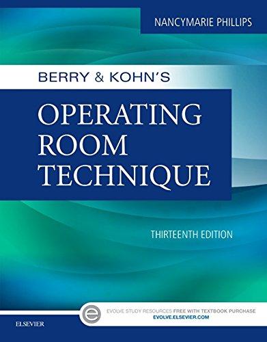 51gm2cUMhVL - Berry & Kohn's Operating Room Technique - E-Book