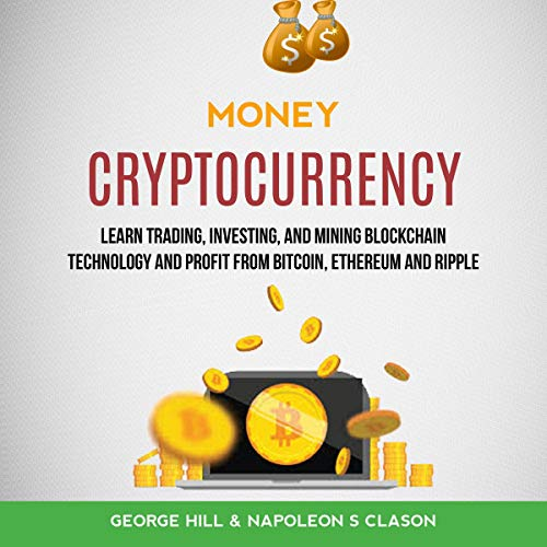 Money: Cryptocurrency cover art