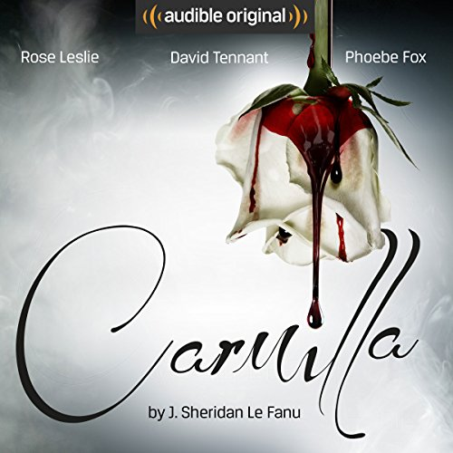 Carmilla audiobook cover art