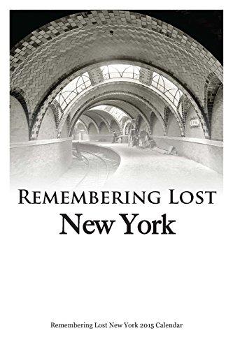 Nouvelles Images perdido nueva york–Calendario de 2015(YC–008)