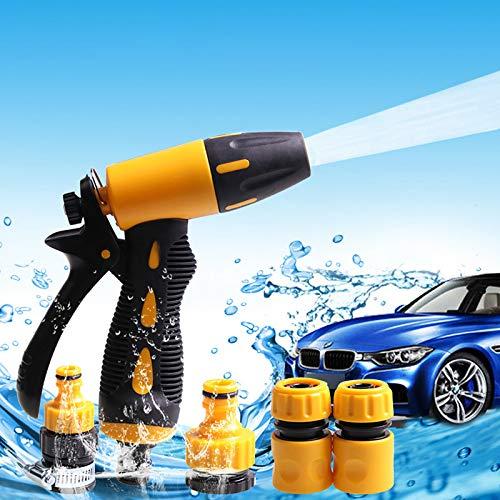 ZREAL watersproeier, rubber, hogedruk wasmachine, wasmachine voor het schoonmaken van auto-tuinwerk