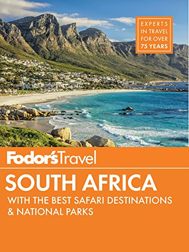 General Africa Travel Books