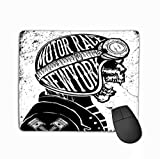 N/A Funny Quote Mouse Pads for Computers, I Work Hard So My Cat Can Live A Better Life Quotes IC Wood Texture Art Large Cute Mouse Pad Custom,Rubber Mat 11.8'x 9.8',3mm Thickness