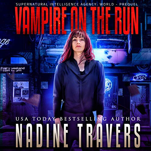 Vampire on the Run  By  cover art