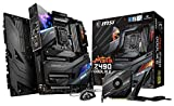 MSI MEG Z490 GODLIKE Gaming Motherboard (E-ATX, 10th Gen Intel Core, LGA 1200...