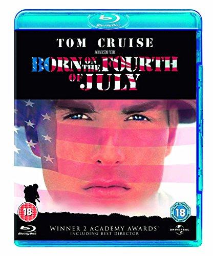 Born Of The Fourth Of July [Edizione: Regno Unito] [Reino Unido] [Blu-ray]