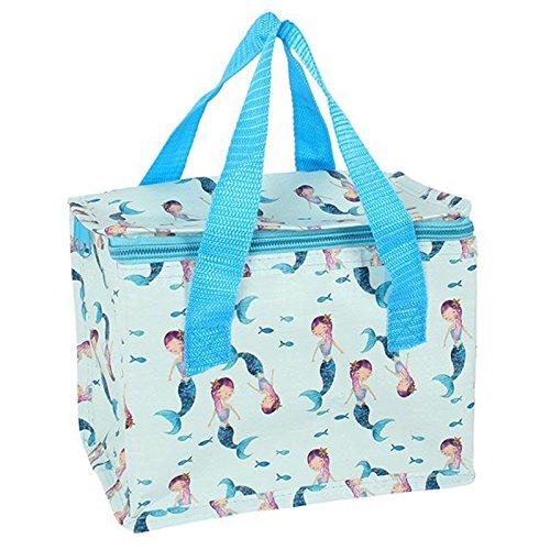Something Different Picknick-Tasche, Meerjungfrau-Design, Kühltasche, isoliert, Kinder