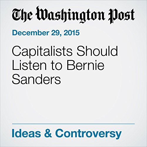 Capitalists Should Listen to Bernie Sanders cover art