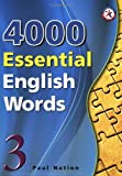 4000 Essential English Words Student Book 3 Paul Nation