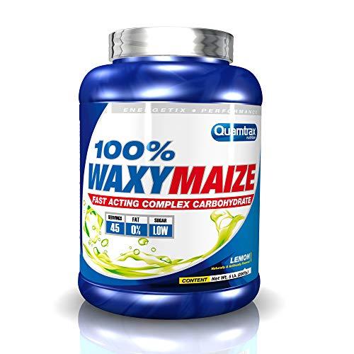 Quamtrax Nutrition Waxymaize, Sabor Limón - 2270 gr