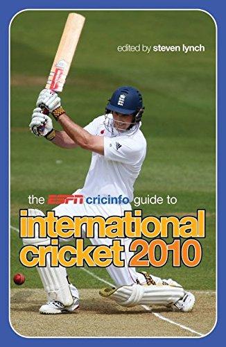 ESPN Cricinfo Guide to International Cricket 2010
