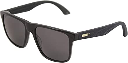 Sunglasses Puma PU 0104 S- 001 Black/Smoke