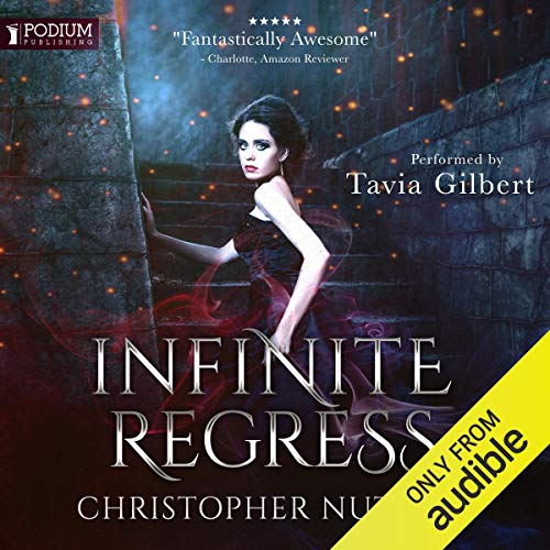 Infinite Regress audiobook cover art