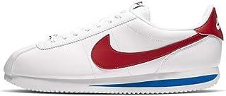 [ナイキ] Cortez Basic Leather [並行輸入品] - 819719103 - Color: 白 - Size: 27