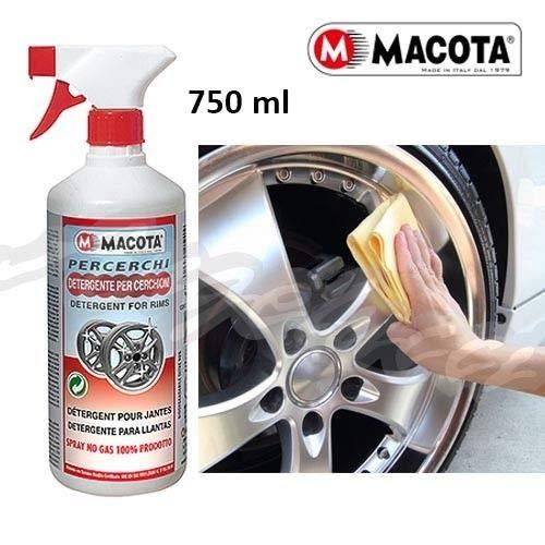 MACOTA h.t percerchi Limpiador Spray No Gas para Llantas Llantas neumáticos Coche Moto
