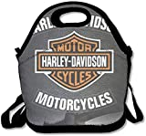 1417 Harley Davidson Lunch Bag Tote Handbag