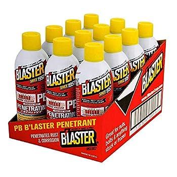 Blaster PB PENETRATING Lubricant - 11 OZ  12 Pack