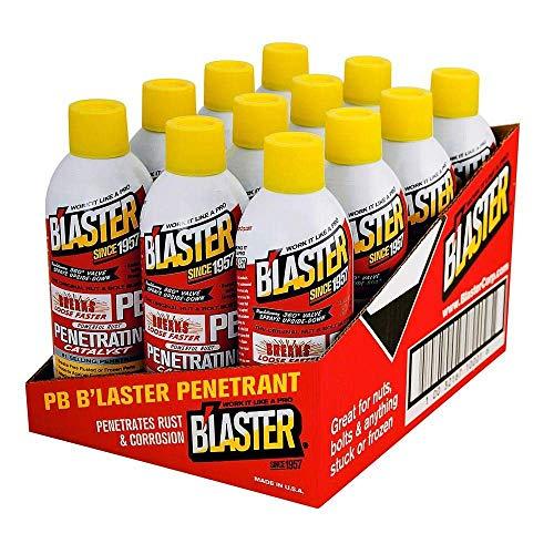 B' Laster Products BLP16-PB 12 oz