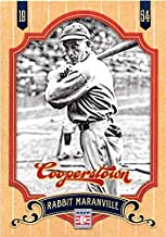 Rabbit Maranville baseball card (Pittsburgh Pirates Hall of Fame) 2012 Cooperstown #62