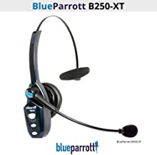 VXi BlueParrott 202720 B250-XT 89 Percent Noise Canceling Bluetooth Headset (Renewed)