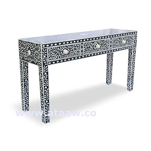 Osso intarsio tavolino Bone in Designers Handmade intarsio mobili