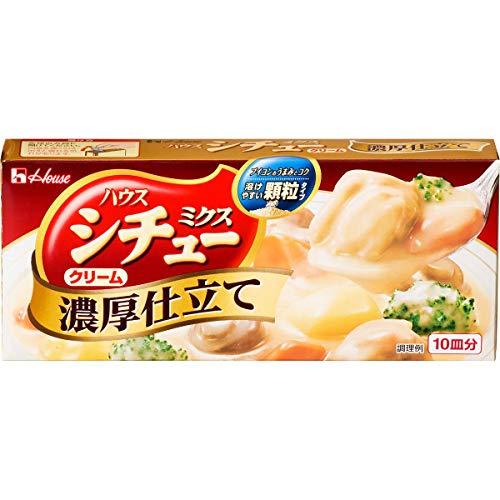 ハウス食品『シチューミクス<クリーム濃厚仕立て>』