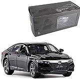 XLLQYY Car Berlina Scala 1:32 Simulazione Car 6 Porta Suono e Luce Tirare Indietro Modello in Metallo Giocattolo in Lega Modello di Auto