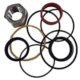 One New Cylinder Seal Kit Fits Bobcat, JLG A300 Models Interchangeable with 2900156, 7137772, 7137939, 7137939-A