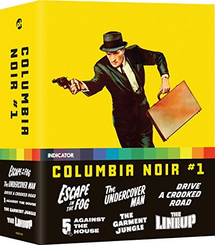 Columbia Noir #1 (Limited Edition) [Blu-ray] [2020]