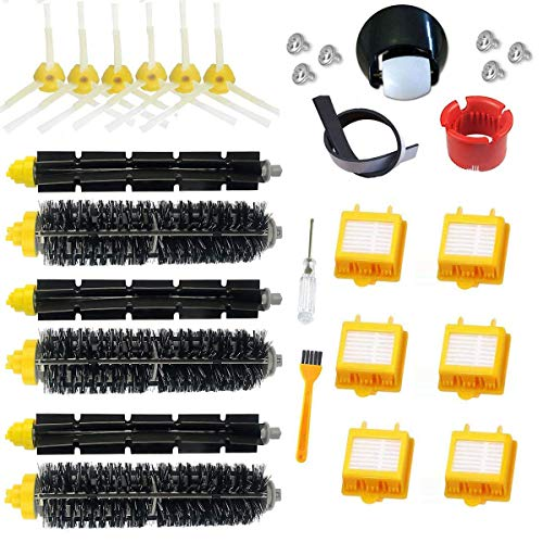 Supon Accesorios de repuestos de robot para robot 790 782 780 776 774 772 770 760 Juego de reemplazo de filtro de cepillo serie 700(00310)