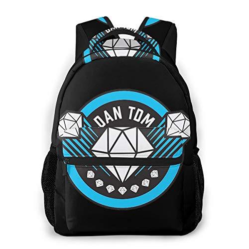 NA Unisex DaG_TXM Travel Laptop Backpack, Water Resistant College School Computer Bag Bookbag for Girls & Boys Outdoor Camping