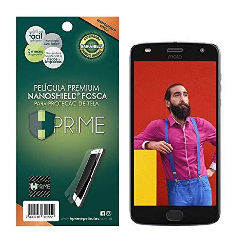Pelicula HPrime NanoShield Fosca para Motorola Moto Z2 Play, Hprime, Película Protetora de Tela para Celular, Transparente