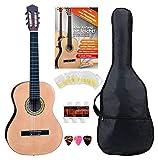 Classic Cantabile AS-861 guitarra de concierto 4/4 set de principiantes