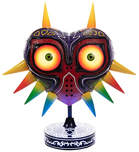 First4Figures - Masque de Majora de la Légende de Zelda (collecteurs) en PVC / Figurines multicolore LZMMCO