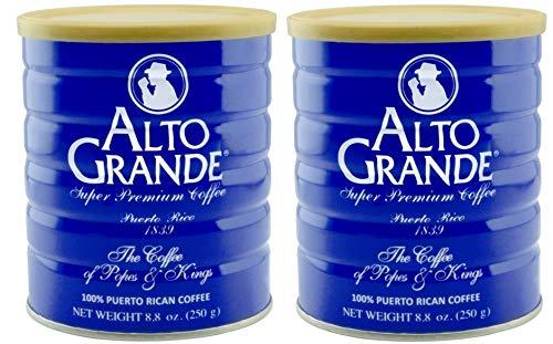 Alto Grande Super Premium Gemahlener Kaffee Inhalt: 2 Stück